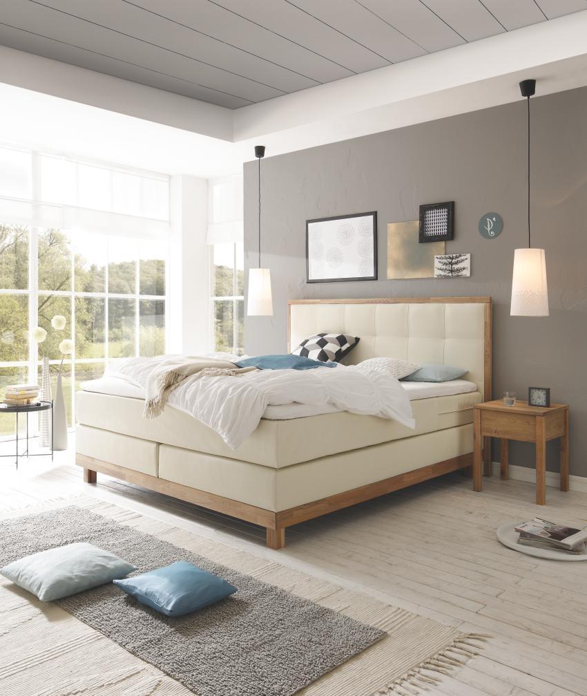 akzentmoebel unger shop boxspringbett hasena pronto chalet. Black Bedroom Furniture Sets. Home Design Ideas
