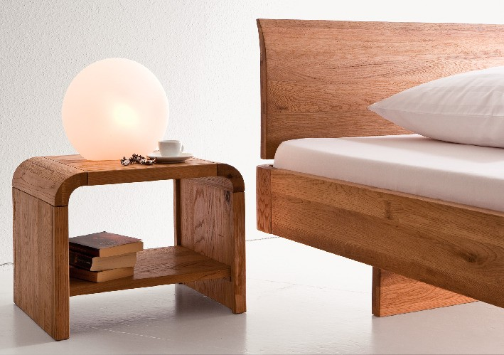 akzentmoebel unger shop hasena oak line nachttisch plato. Black Bedroom Furniture Sets. Home Design Ideas