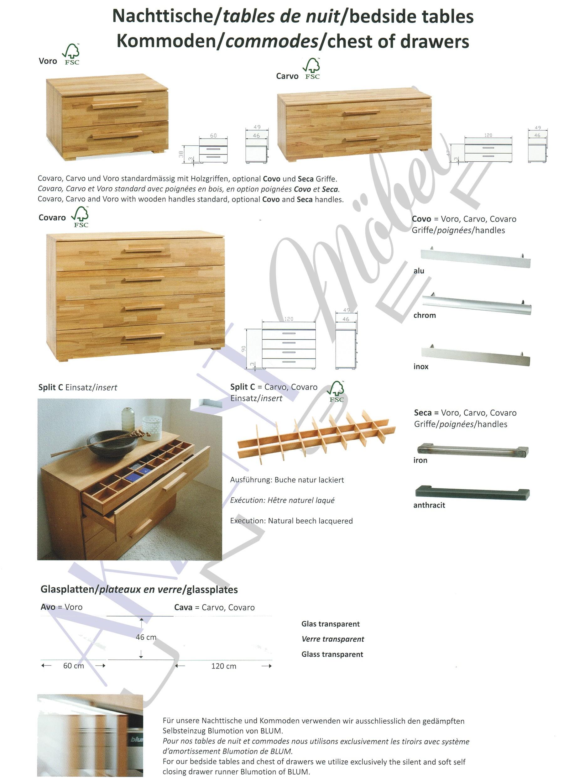 akzentmoebel unger shop hasena wood line kommode covaro. Black Bedroom Furniture Sets. Home Design Ideas