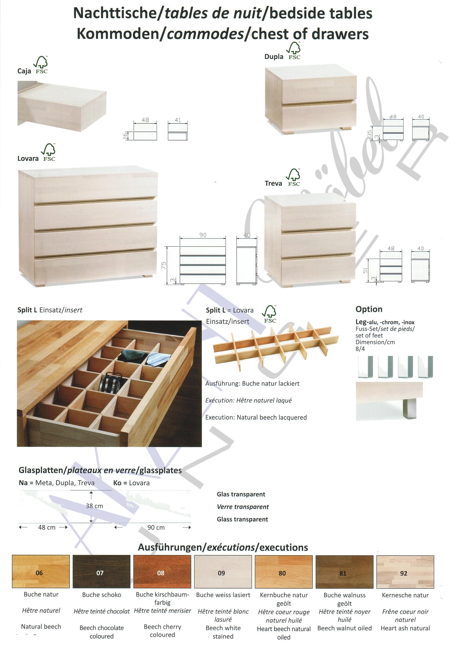 akzentmoebel unger shop bett hasena wood line classic 16. Black Bedroom Furniture Sets. Home Design Ideas