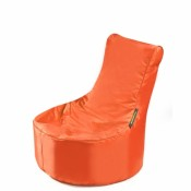 Pushbag Seat XS orange