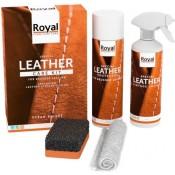 Oranje Leather Care Kit für geschliffene Leder