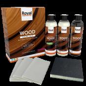 Oranje Royal Care Wood-Sealer - Wood Care Kit